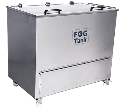 large size fog tank heated soak tank