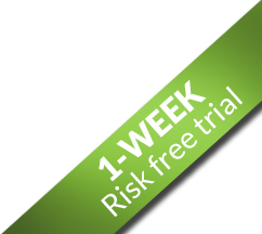 risk free trial promotion