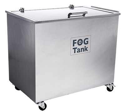 medium size fog tank heated soak tank